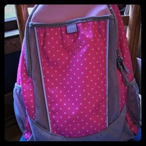 Land's End Girl's Small Backpack